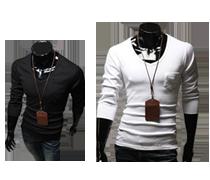 חולצות ווסטים לגברים I