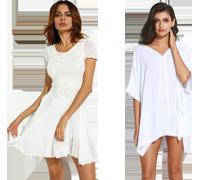 Elegante modieuze jurken