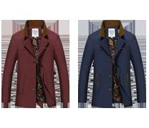 מעילים אופנתיים לגברים ועוד II