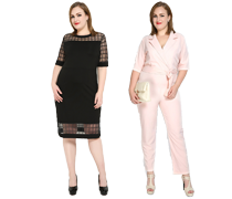 Plus-Size Women's Clothing Hot Sale