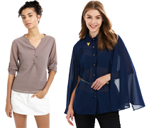 Fashion Women's Tops New Ins