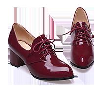 נעלי אוקספורד לנשים