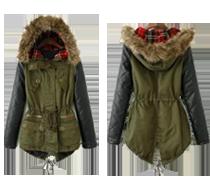 Dámské kabáty a trenčkoty I