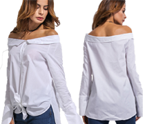 Basic but not simple! Women's Shirts