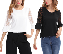 Fashion Summer Women's Tops New Ins