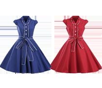 Women's Vintage Dresses New In