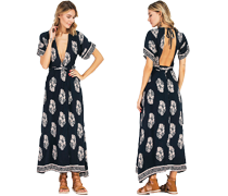 Elegante dünne Kleider & mehr