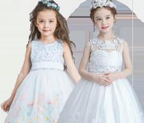 Virágszóró kislány ruhák