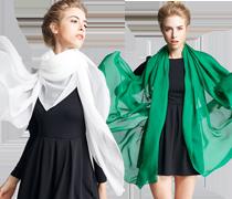 Flotte tørklæder til damer