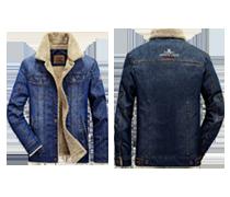 Camisas & Jaquetas Masculinas I