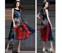 Women's Summer Chiffon Dresses II
