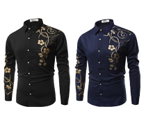 Men's Long Sleeves Shirts