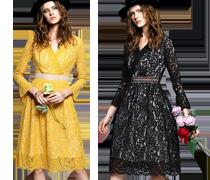 שמלות פשוטות ואלגנטיות IIV