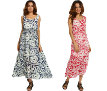 Summer Hot Maxi Dresses Deals
