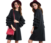 Dámské módní šaty II