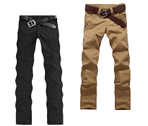 Men's Fashion Chinos Pants
