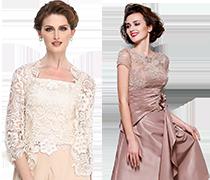 2017 Brautmutter Kleider