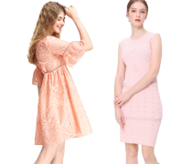 Romantic Pink & White Collections