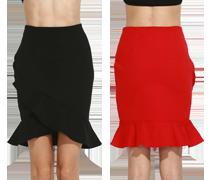 Ventebukser og nederdele