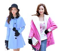 Dámská nová zimní móda DABUWAWA