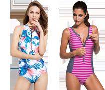 Bikinier og badetøj 2017
