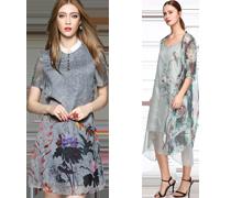 Sexede og moderigtige kjoler II