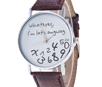 Trending casual horloges