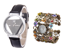 Trendy armbandhorloges