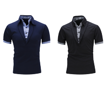 Men's Polos & Shirts-Walker on Sale