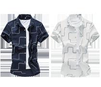 Szép divatos férfi pólók