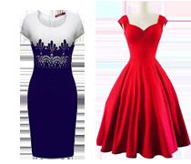 בגדי נשים בסגנון חדש ורענן
