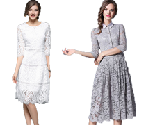Elegáns női ruhák II
