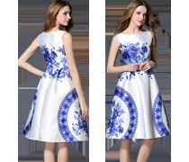 Figursyede kjoler