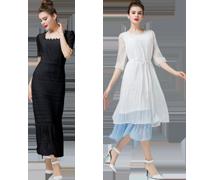 Nieuwe stijl dameskleding