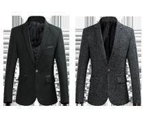 Blazere og jakkesæt til herrer