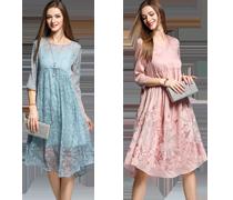 Elegant modebeklædning