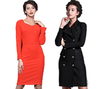 בגדי נשים אופנתיים