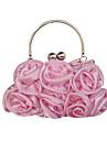 superbe sac à main de soirée en soie / embrayages / haut manipuler des sacs / bracelets de couleurs plus disponible