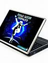 Michael Jackson Notebook Series Laptop couvrir autocollant de protection de la peau avec des peaux poignet (smq3422)
