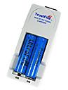 trustfire tout-en-un chargeur (pour 10430/10440/14500/16340 / 17670/18650/cr123a)