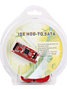 carte convertisseur IDE vers SATA 100/133 pour disque dur / lecteur cd / dvd