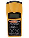 CP-3007 - handhållen Ultrasonic-distansmätare med laser (avstånd 18 m/60 fot)