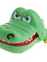 krokodil tandläkaren skrivbordet mekanisk leksak