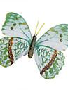 glöd-in-dark fjäril hem 3D-fjäril vägg klistermärken med stift&magnet gardiner kyl dekoration
