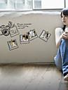 lim dekorativ vägg sticker (0940-ws9)