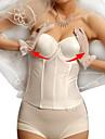 cotone corsetti staccabile spalline nozze / shapewear occasione speciale