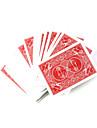 la magie de poker (prévoir tout de la carte choisie)