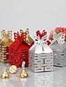 Fericirea dublu cut-out cutie favoarea cu fluture de sus (set de 12)