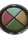 palette de maquillage naturel finition correcteur n ° 4 (4 couleurs)