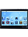 Sigo - 4.3 inch touch screen Media Player (4GB, 720p, negru / alb)